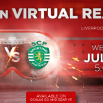 NextVR to broadcast Liverpool FC vs Sporting CP in Virtual Reality