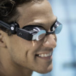 FORM Augmented Reality Swim Goggles to support Polar OH1 and OH1+ heart rate technology