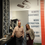 SupportSquare and Iristick announce partnership for remote assistance on industrial Smart Glasses