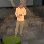Magic Leap and RSC has announce the launch of 'The Seven Ages of Man' on Magic Leap World