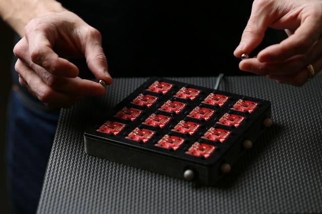 MIT Media Lab Magnet Tracking