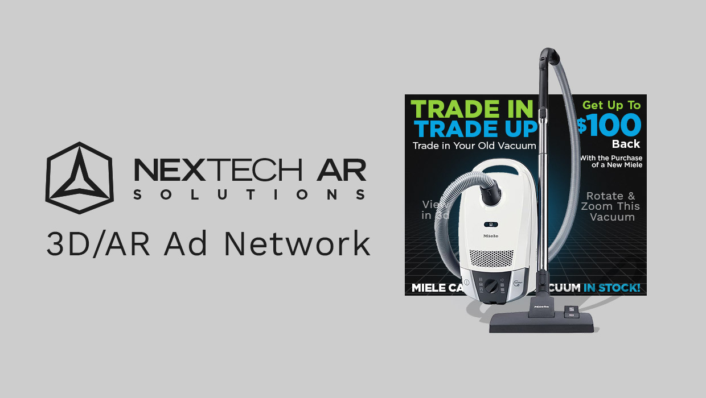 AR AD Network NexTech AR Solutions