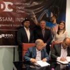 AMTRON and EON Reality announce Augmented and Virtual Reality Center in India