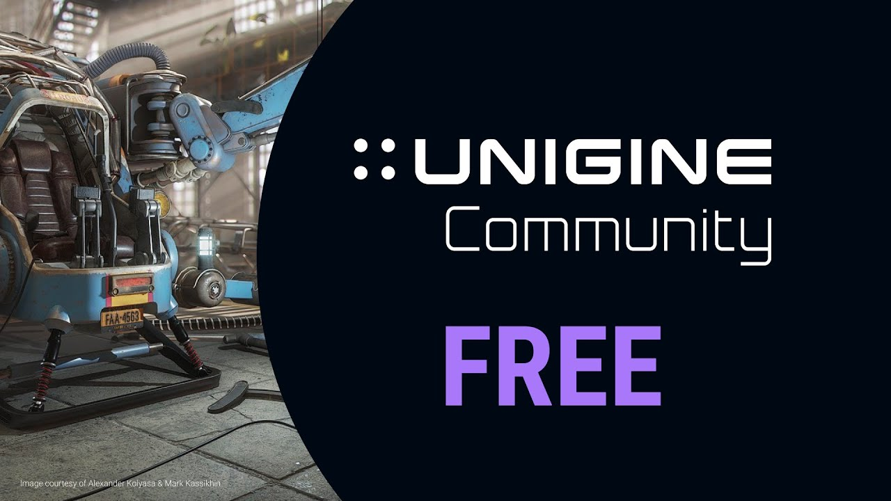 UNIGINE 2 Community SDK