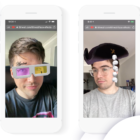 8th Wall brings Augmented Reality Face Effects to the web