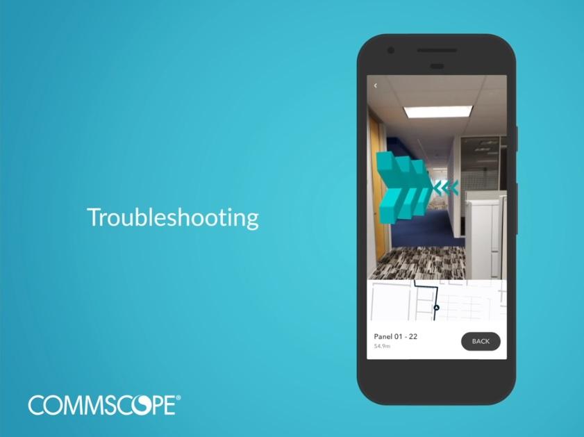 CommScope Resonai Vera Augmented Reality