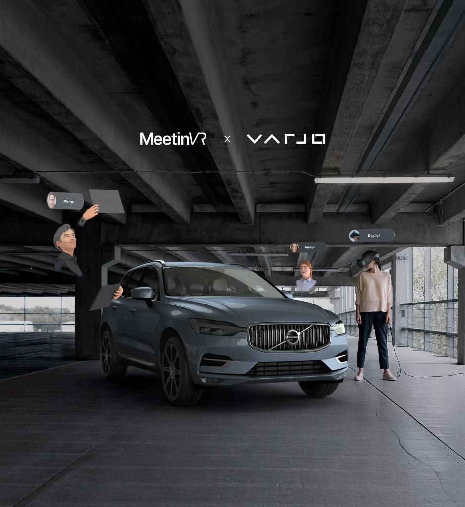 MeetinVR Varjo Featured Image