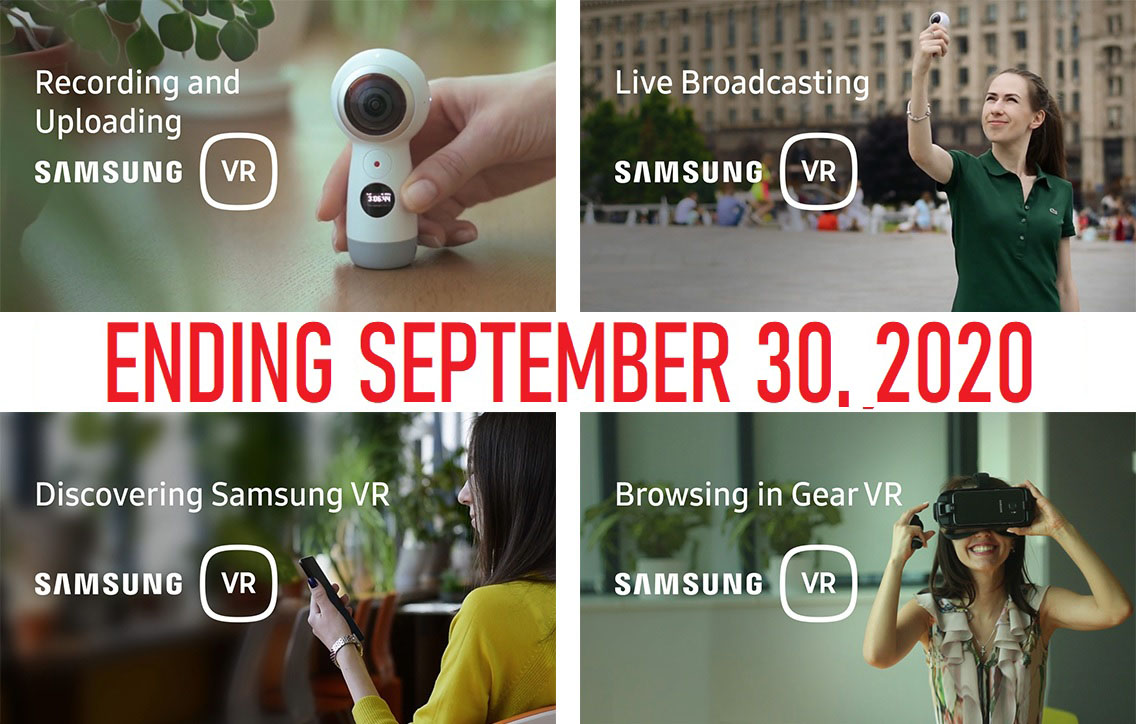 Samsung XR ending September 30 Featured Image