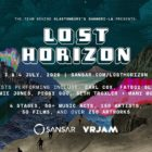 Sansar announces long-term partnership with VRJAM to establish Lost Horizon as a long-term VR festival destination