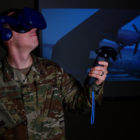 U.S. Air Force looking to procure Virtual Reality production equipment to create its own aircraft maintenance training program