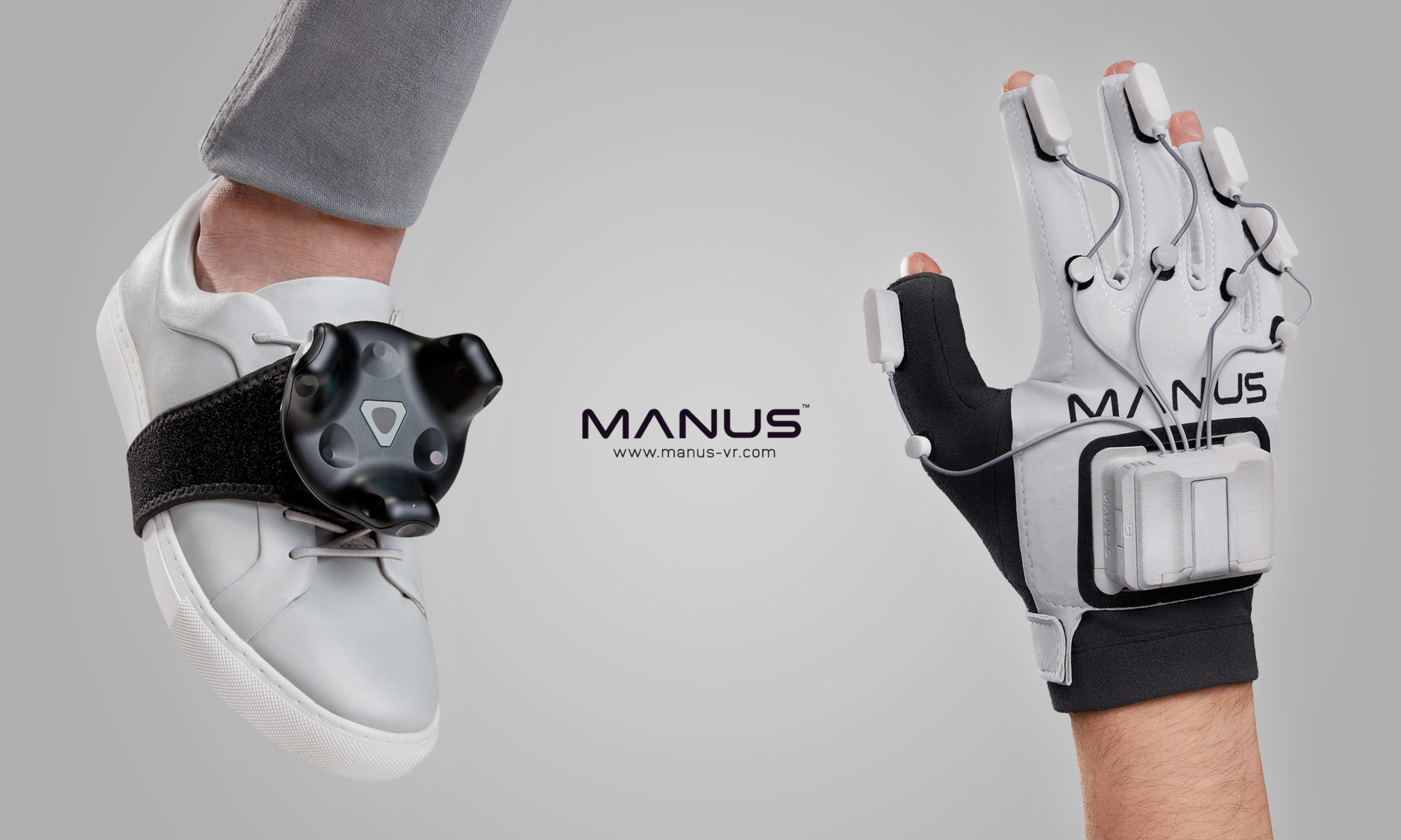 Manus launches Polygon full-body tracking for Virtual Reality, as well as its Prime II gloves for VR | Auganix.org