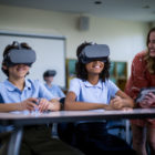 Lenovo enhances its educational solutions for distance learning with VR Classroom 2