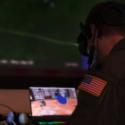 Immersive Wisdom demonstrates solution for multi-user interaction within a 3D VR geospatial battlespace to US Air Force