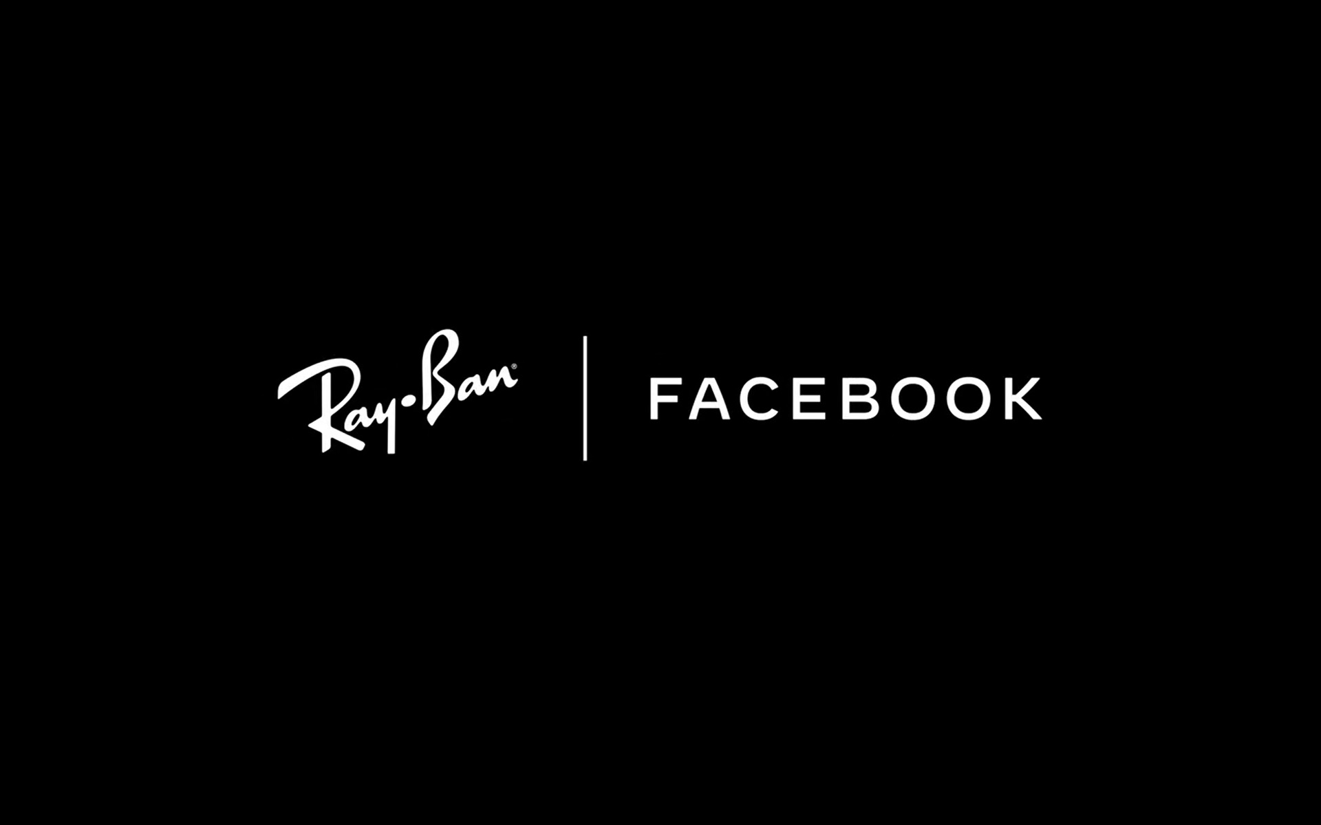 Ray-Ban Facebook Smart Glasses 2021