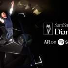 "Sam Smith and Spotify team up with POWSTER to launch immersive Augmented Reality experience for new single: ""Diamonds"""