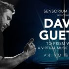 David Guetta joins social Virtual Reality platform Sensorium Galaxy