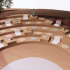 Virtual Reality collaboration app announces new feature updates, including a VR auditorium environment