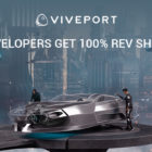 HTC Vive announces developers to get 100% revenue share on Viveport for the 2020 holidays
