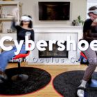 Cybershoes Kickstarter campaign for its VR walking and running device surpasses EUR €30,000 goal in first day