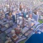 HERE Technologies unveils high-fidelity 3D models of 75 city centers for building real-world visualizations and AR applications