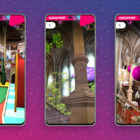 Azoomee creates 5G-powered immersive AR experience for kids in Vienna's town hall using PTC's Vuforia platform