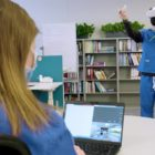 Elsevier launches its Simulation Learning System with VR for nursing student education