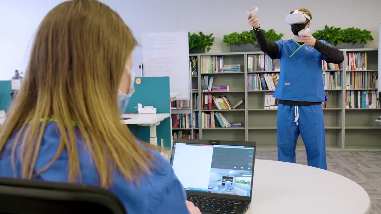 Elsevier SLS with VR