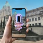Starting today VMF Winter Arts will transform downtown Vancouver into an interactive open-air Augmented Reality art gallery