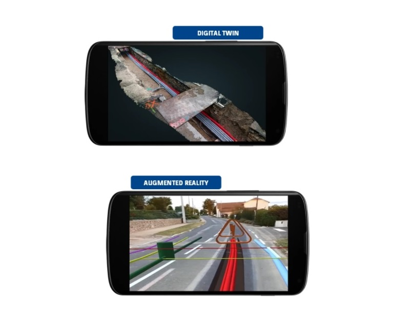 AVUS Digital Twin Augmented Reality Featured