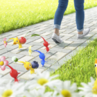Nintendo partners with Niantic to jointly develop more Augmented Reality gaming apps, starting with Pikmin