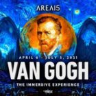 Immersive Virtual Reality Van Gogh experience coming to AREA15 in Las Vegas, as well as other US cities