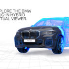 BMW launches its 'Virtual Viewer' web browser-based Augmented Reality experience powered by 8th Wall