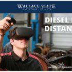 Wallace State Community College utilizing Virtual Reality to train workers for roles in diesel tech jobs