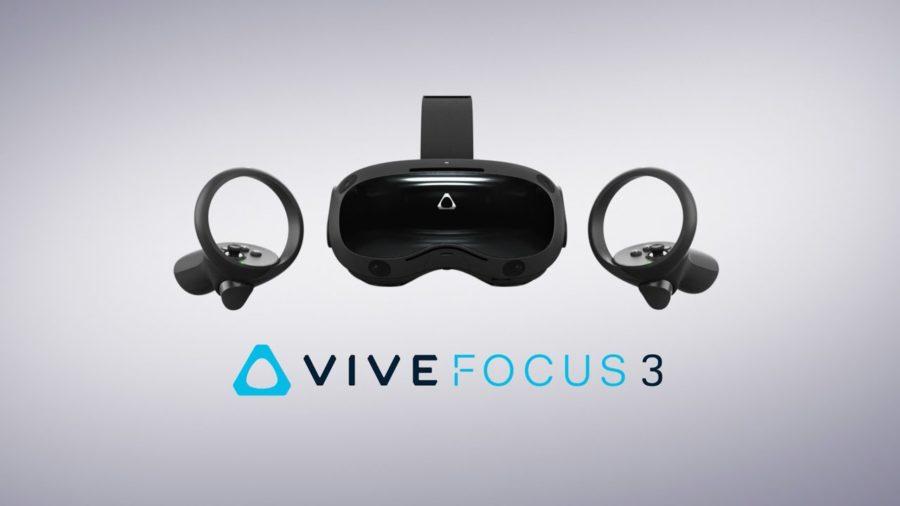 HTC VIVE Focus 3 FI
