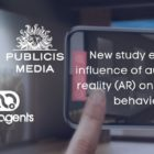 Research from Alter Agents, Snap Inc., and Publicis Media highlights the influence of Augmented Reality on branded shopping experiences