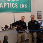 ECS opens Haptics Lab in Florida to focus on the integration of haptics products within XR simulation programs