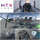 HTX Labs awarded SBIR Phase II contract with US Navy to deliver immersive training to student pilots