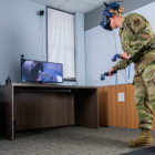 US Air Force's Tech Training Transformation team uses Virtual Reality to re-engineer Airman training courses