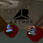Arthur's 'Professional Edition' Virtual Reality office space and collaboration platform comes out of beta and enters stable release