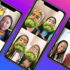 Facebook announces new 'Group Effects' feature for multi-user AR experiences on Messenger video calls